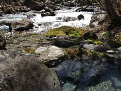 がんばろう!福島。2012年GWは桜が満開☆秘湯混浴温泉めぐり\(//∇//)\