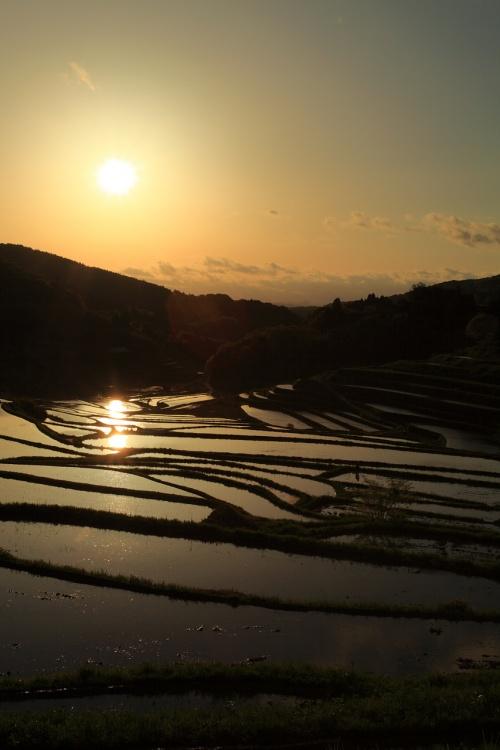 2012・春 岡山の旅 ◆ 2日目 吹屋、石火矢の町歩きと大垪和の棚田