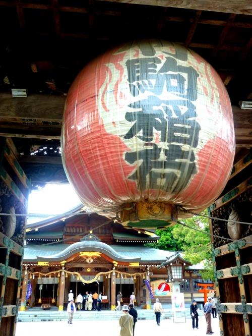 奥の細道を訪ねて第8回07日本3稲荷の1つ竹駒神社 in 岩沼市