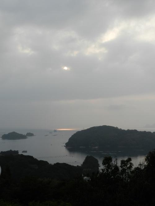 九十九島&佐世保市街の風景◆2012早春の長崎県旅行≪その8≫