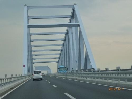 お上りさん その1 東京ゲイトブリッジを見たくて。