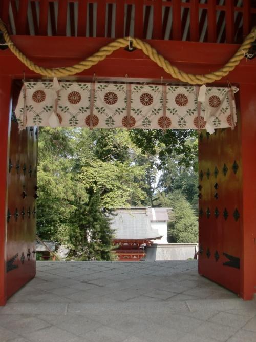 上野國一之宮 貫前神社参拝記