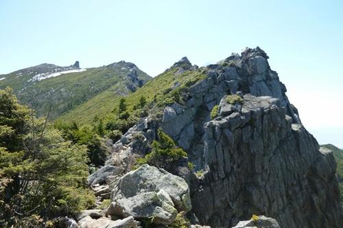 43-金峰山登山