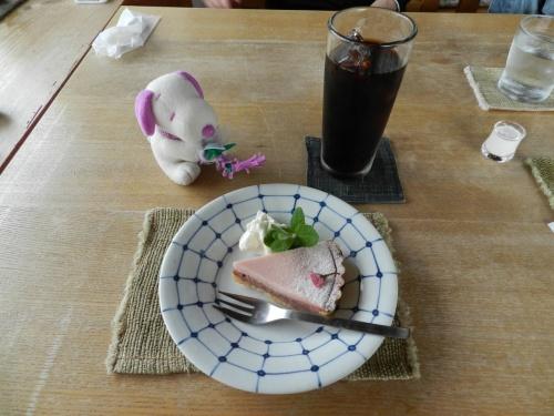 グルメ記◆『Lier 幡(リエ バン)』でカフェタイム(京都府木津川市州見台)