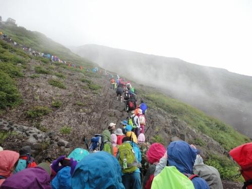 ヘタレの富士登山