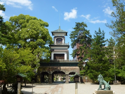 ミステリーツアーは山代温泉でした。