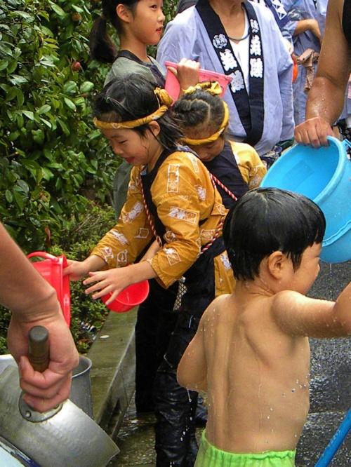 日本の祭 2012 富岡八幡宮例大祭−3