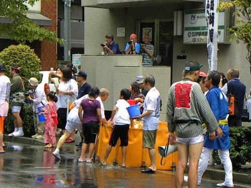 日本の祭 2012 富岡八幡宮例大祭−4
