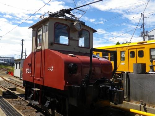 18日銚子市内を走る銚子電気鉄道に乗車してきました、土曜日でしたので多くのファンの人が乗っていました。<br /><br />仲ノ町駅では車両基地が有りますので、銚子電鉄の車両を見てきました、観音駅では名物たい焼を買って、その場で食べ、近くの坂東27番札所飯沼観音にちょっと寄りました。<br /><br />