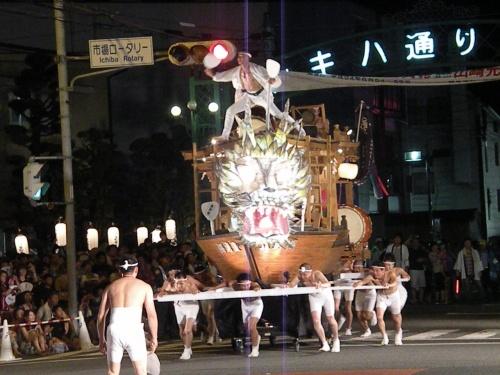 ~旅風に誘われて39~ 「第10回らいでん祭り」IN豊後大野市三重町