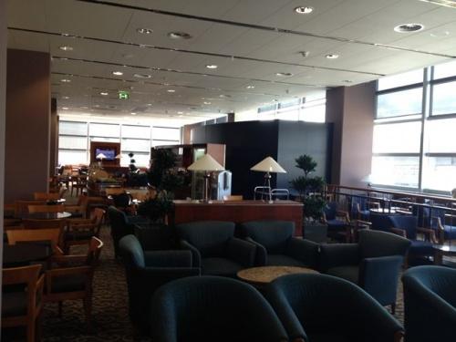 frankfurt airport sky lounge by noel. Black Bedroom Furniture Sets. Home Design Ideas