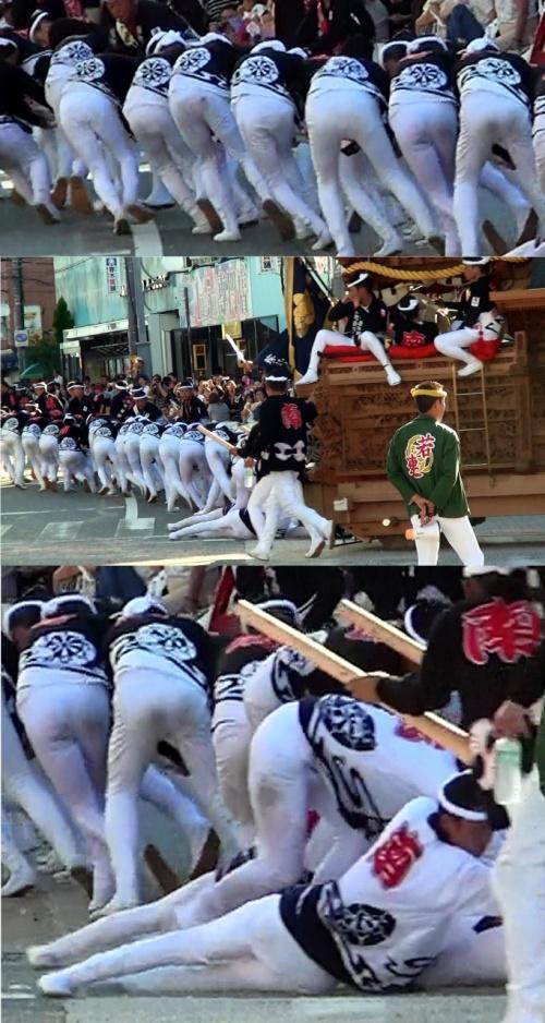 2012年9月16日(日)<br />「岸和田だんじり祭」見にいきました。<br /><br />だんじりは、<br />「やりまわし」が最大の見所です。<br /><br />やりまわしを中心に編集した動画を御覧ください。<br />動画は2つありますが同じものです。<br />2Dか3Dの違いのみです。<br /><br />【2D-HD画質】2012年岸和田だんじり祭、<br />HD 2012 Kishiwada Danjiri Matsuri <br />(8分38秒)<br />http://youtu.be/kYg6he5aPkk<br /><br />【3D-HD】2012年岸和田だんじり祭、<br />3D-HD 2012 Kishiwada Danjiri Matsuri<br />(8分38秒)<br />http://youtu.be/z0ZSJlQqYgc<br /><br /><br />