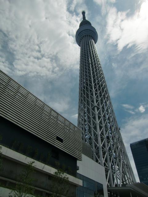 二回目の東京スカイツリー Vol 2