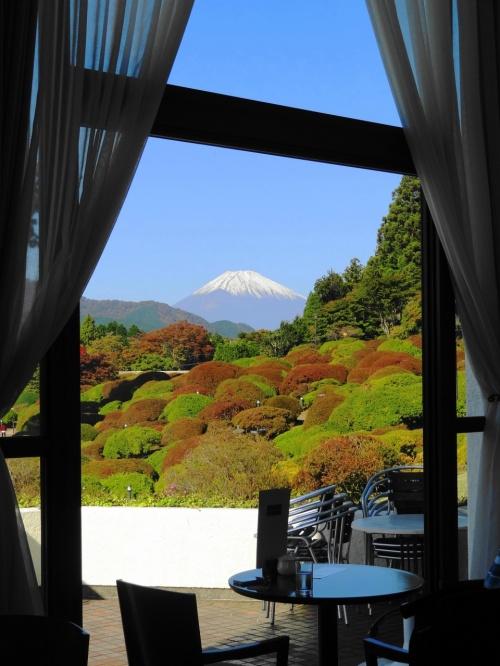 箱根・山のホテルで古希の祝い