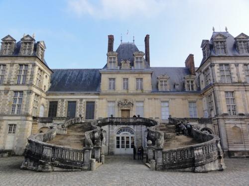 フォンテーヌブロー宮殿の画像 p1_13