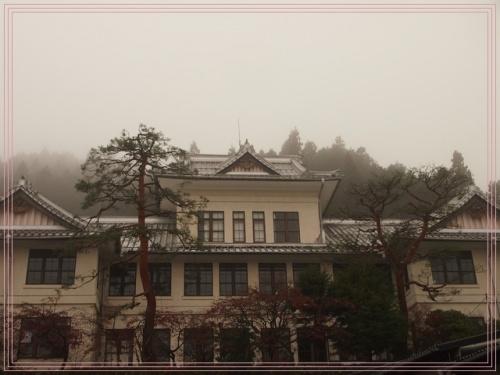 ひたすらまった~りと過ごす・・年末の日光 ~雨の1日目~