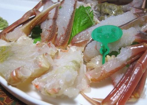 雪道の運転はこりごりだぁ(≧△≦)「割烹の宿 こばま荘」さんで蟹を食す旅(2012年冬の巻)