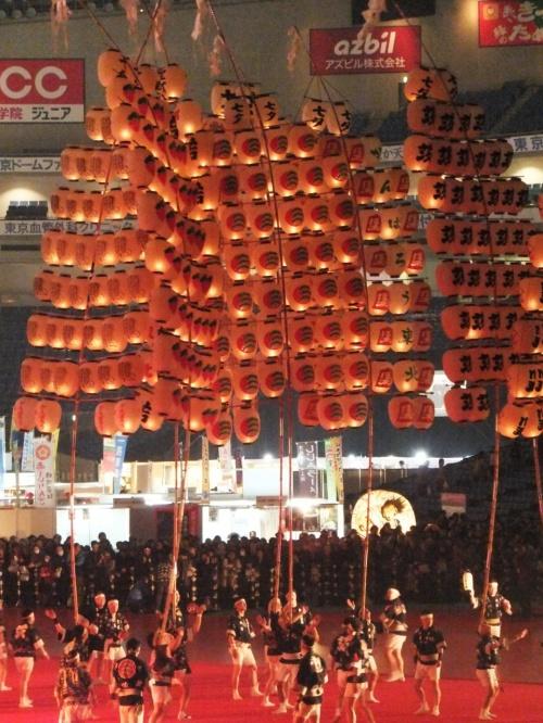 『ふるさと祭り東京2013』ギリギリ最終日にGO!日本全国の'美味い~♪'と'熱~いお祭り'が大集合!