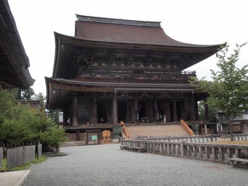 2012年8月 奈良京都旅行① 吉野編