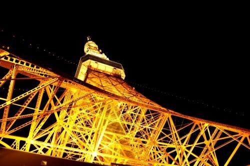 東京散歩♪ ①-1 東京タワー