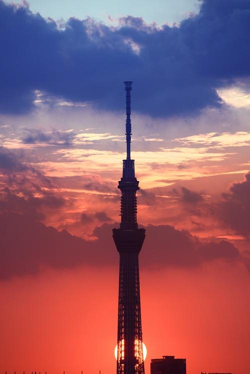 行って来ました東京スカイツリー