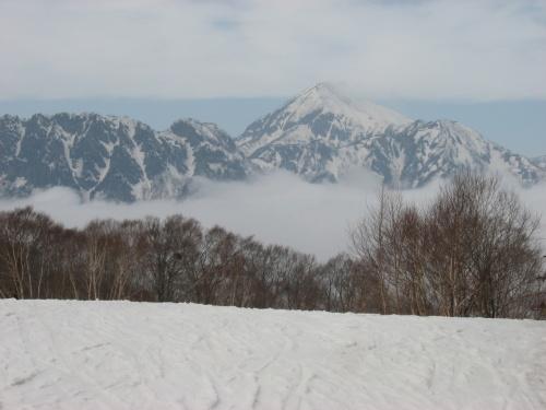 気合を入れて、戸隠へー今年最初で最後のスキー