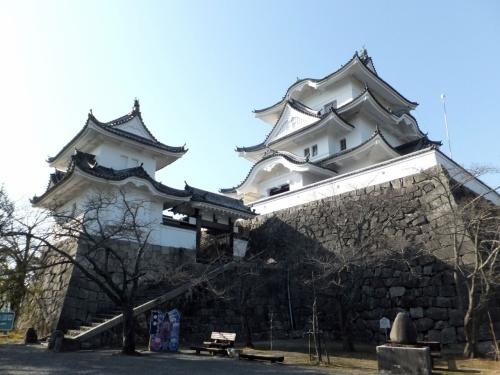 伊賀上野城訪問 in 三重