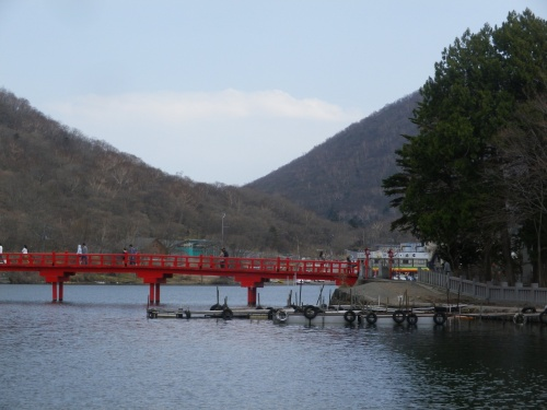 赤城山(黒檜山)登山と大沼・赤城神社