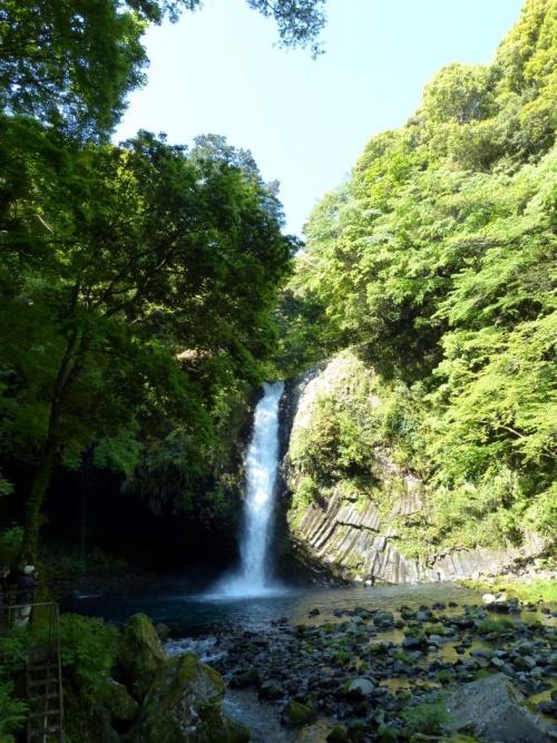 02.ゴールデンウィークのホテルジャパン下田1泊旅行 浄蓮の滝(じょうれんのたき)
