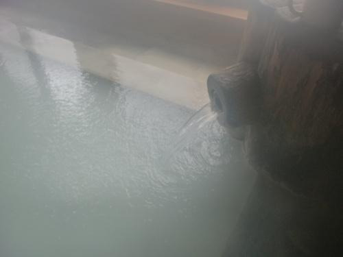 日景温泉に行っちゃった