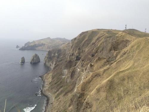 トッカリショから地球岬へ