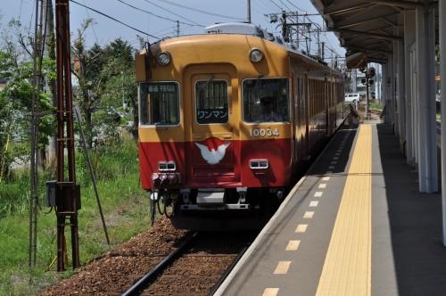 2013年5月「富山県置県130年記念乗り放題きっぷ」の旅3(富山地鉄線2)