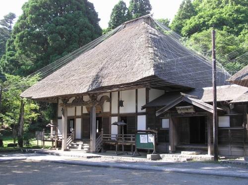 古い文化が残る北海道伊達紋別を歩く。