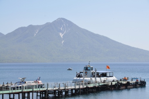 初夏の北海道・1日目ー支笏からルスツへ