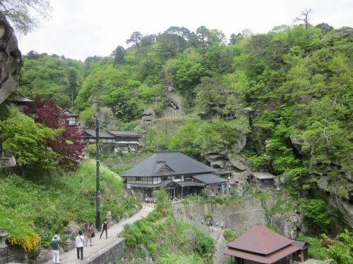 """たまには""""ベタ""""な観光地めぐり1305 「50年に1度の山寺御開帳は、14年ぶりの添乗員付きツアーに参加しました。」 ~山寺・山形~"""