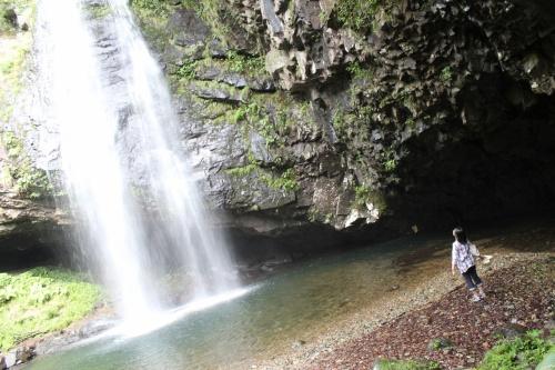 涼を求めて滝巡り&温泉で、た・の・し・ま・ね♪