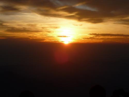 須走口ルート 富士山を登る