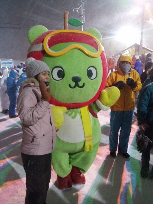 2週連チャン 本州にも滑りに行った。 hakuba47! 八方のお祭りも! しかし コスパ悪!