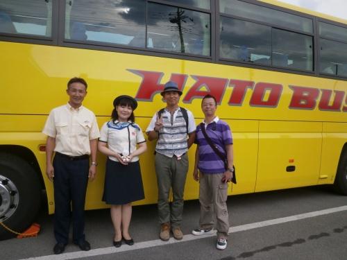 【eahawkさんとのコラボ企画】はとバスで行く、鳴沢氷穴、富士山5合目観光と桃狩りツアーの旅