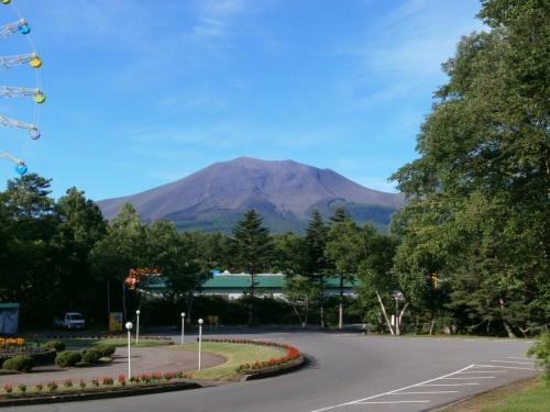 7月の北軽井沢と浅間山周辺