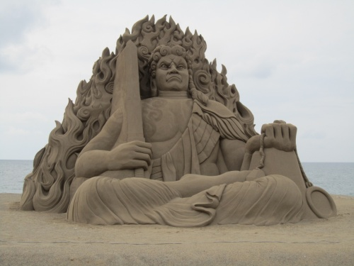 三種町 ~砂の旅~