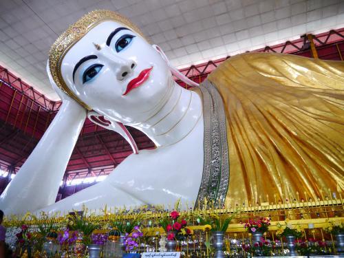 やさしくて心地よい国 ミャンマーにひとり旅!
