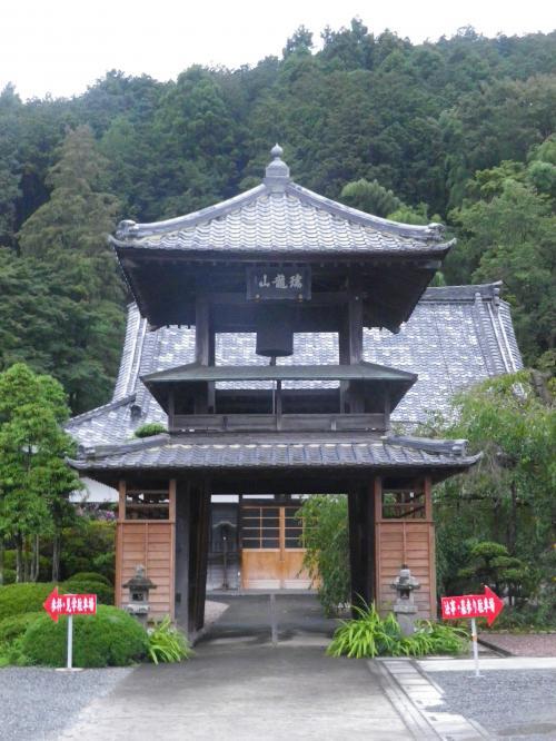 小川仙元山の山麓と湯郷玉川温泉