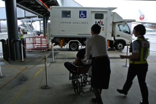 徳之島へ里帰り 台風18号上陸