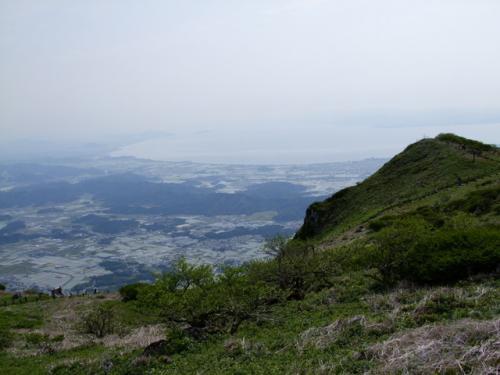 2009年5月 醒ヶ井から伊吹山へ