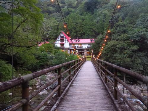 """愛媛・・・西南の旅  """"臥龍山荘""""と""""森の国ホテル"""""""