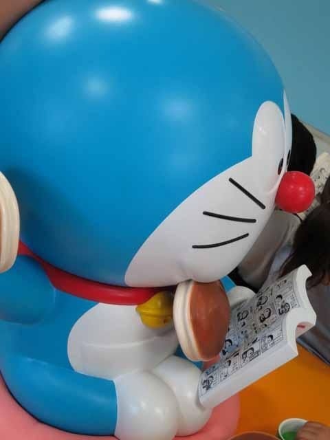 藤子F不二雄ミュージアムへ行ってきました。