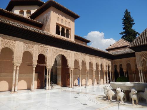 アルハンブラ宮殿の画像 p1_37