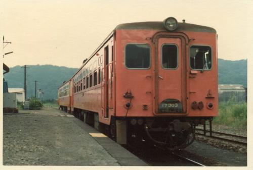 1979年の九州国鉄乗りつぶし旅行 (2) 鹿児島・宮崎編