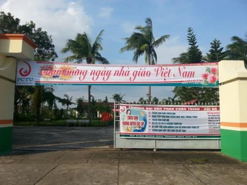 11月20日ーーー。<br /><br />本日、ベトナムではあるものを祝う日となっている。<br /><br />そのあるものとは「先生」である。<br /><br />先生を敬い、感謝し、花束を渡したり、<br />何か園芸を行う、ベトナムの風習である。<br /><br />日本では馴染みのないこの文化。<br /><br />日本でも取り入れても良いかもしれない。<br /><br /><br />